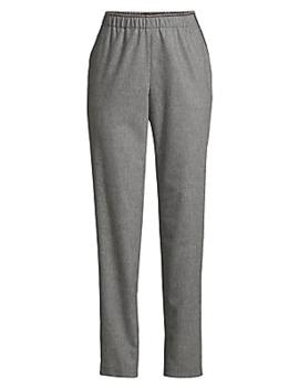 finite-italian-flannel-track-pants by lafayette-148-new-york