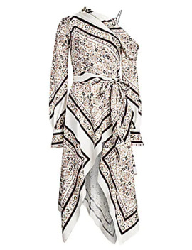scarf-print-a-line-handkerchief-maxi-dress by jonathan-simkhai