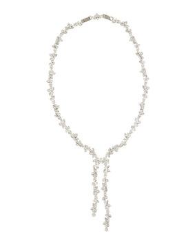 diapason-all-around-waterfall-necklace by swarovski