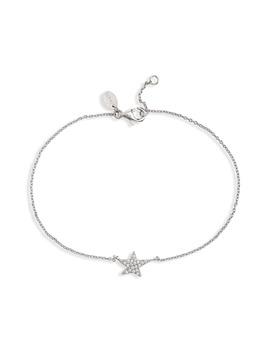 pavé-star-bracelet by argento-vivo
