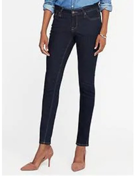 Low Rise Rockstar Super Skinny Jeans For Women by Old Navy
