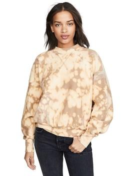 motely-fleece-sweatshirt by bassike