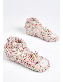 furry-friend-slipper-socks by modcloth