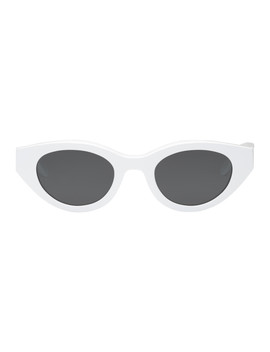 white-acidity-sunglasses by thierry-lasry