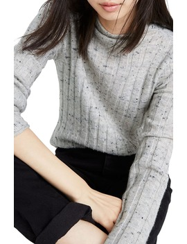donegal-evercrest-coziest-yarn-turtleneck-sweater by madewell