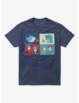 Disney Pixar Greats T Shirt by Hot Topic