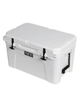 Yeti Tundra 45 Quart Cooler   White New In Box by Yeti