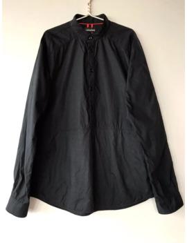 amazing-maharishi-overshirt-jacket-cotton-shirt by maharishi  ×  vintage  ×