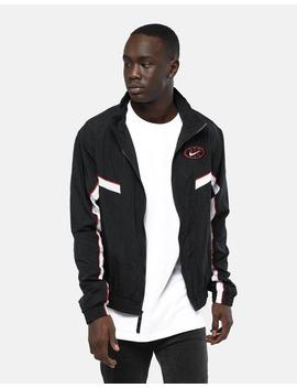 nike-throwback-woven-basketball-jacket-black_black_white by nike