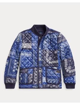 bandanna-print-baseball-jacket by ralph-lauren