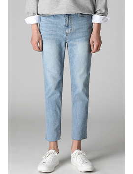 5 Cm Up Ice Jeans by Tiag