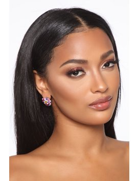 stolen-heart-earrings---gold_multi by fashion-nova
