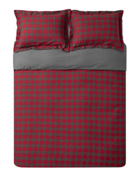 fraser-recover-recycled-flannel-3-piece-duvet-cover-set by distinctly-home
