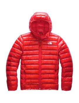 Sierra Peak Down Hooded Jacket   Men's by The North Face