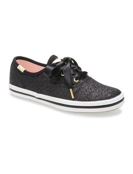 Keds X Kate Spade New York Champion Glitter Sneaker by Stride Rite