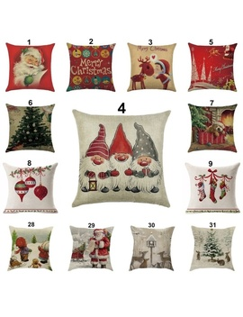 christmas-santa-claus,-christmas-tree-xmas-cotton-linen-cushion-cover-throw-pillow-case-home-decor-festive-gift-68styles-45*45cm_18*18inch by wish