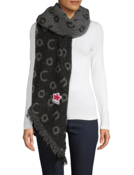 boucle-canada-scarf by canadian-olympic-team-collection