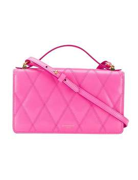 Givenchy          Quilted Cross Body Bag Sorbet Pink by Givenchy