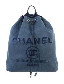 deauville-backpack by chanel