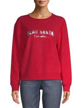 no-boundaries-juniors-plush-fleece-sweatshirt by no-boundaries