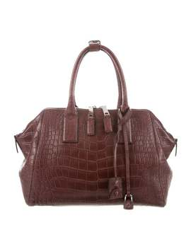 medium-alligator-incognito-bag by marc-jacobs