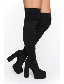 studio-queen-thigh-high-boots---black by fashion-nova