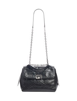 id-medium-leather-top-handle-bag by givenchy