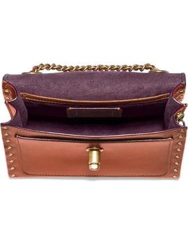 parker-18-leather-&-signature-canvas-shoulder-bag by coach