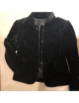 zara-velvet-jacket by zara