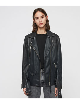 eline-oversized-leather-biker-jacket by allsaints