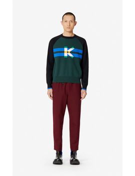graphic-k-jumper by kenzo