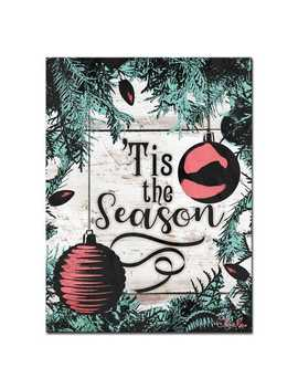 tis-the-season-canvas-wall-art by pier1-imports
