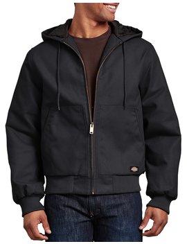 rigid-duck-hooded-jacket by dickies