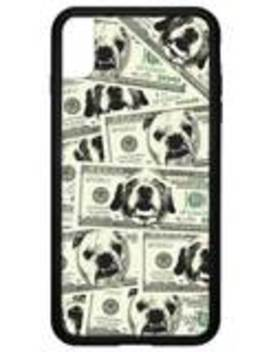 Dolla Dogs I Phone Xs Max Case by Wildflower Cases
