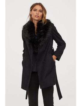 műszőrme-galléros-kabát by h&m