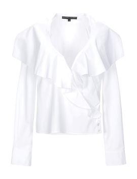 solid-color-shirts-&-blouses by ralph-lauren-black-label