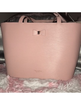 brand-new-ted-baker-baby-pink-purse by ted-baker