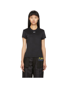 black-tiny-t-shirt by off-white