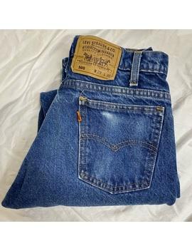 vintage-levi's-505-jeans by levis