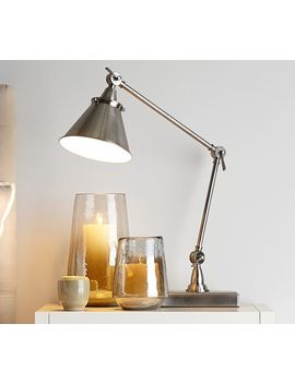 Architect's Smart Technology™ Task Table Lamp by Pottery Barn