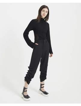ruffle-pant---black by noir-kei-ninomiya