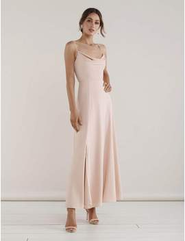 Crista Cowl Neck Maxi Dress by Ever New