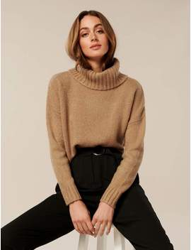 Cecily Roll Neck Sweater by Ever New