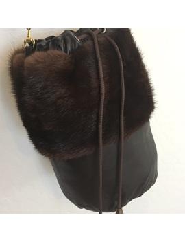 vegan-faux-leather-fur-crossbody-satchel-purse-bag by poshmark