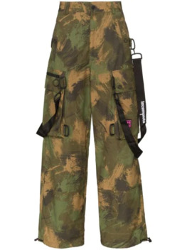 camouflage-loose-cargo-trousers by off-white