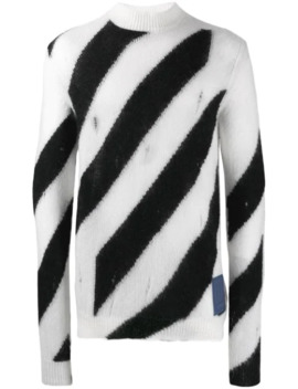 diagonal-jumper by off-white
