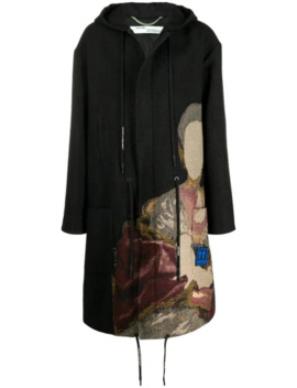 printed-front-parka by off-white