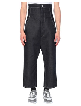 Denim Trousers by Rick Owens