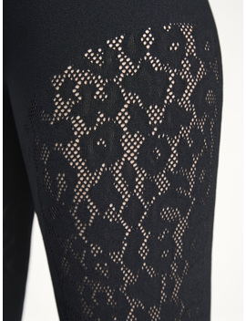 Cheetah Net Leggings by Wolford