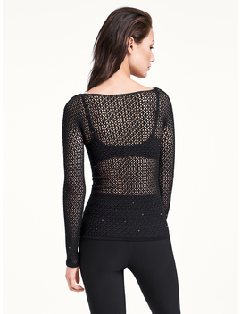 Jeanne Pullover by Wolford